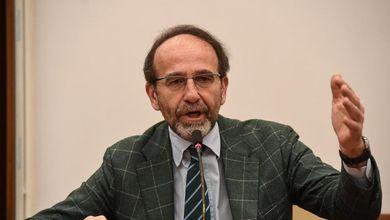 Riccardo Nencini il muratore