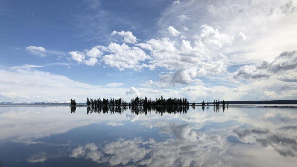 Orizzonte Wyoming Iii Puntata Orsi Bisonti E Albe