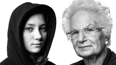Liliana Segre e Olga Misik, il nostro tempo