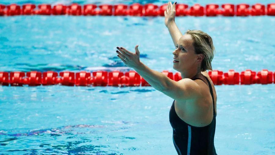 49157537a557 Mondiali di nuoto, strepitosa Federica Pellegrini: oro nei 200 stile libero