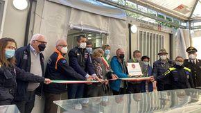 Nuova cucina della Protezione civile Vco: sforna fino a 500 pasti