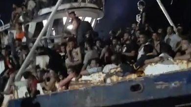 Migranti, maxisbarco a Lampedusa: sono in tutto 686