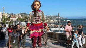 La Piccola Amal fa tappa a Sanremo
