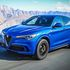 "Alfa Romeo Stelvio Quadrifoglio è ""Sportscar of the Year"""
