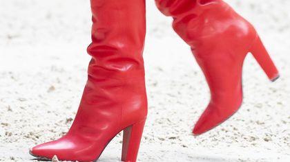 Stivali, mocassini, tronchetti: scarpe da sogno dalle passerelle della Parigi fashion week