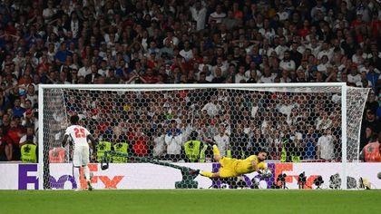 Italia-Inghilterra 4-3 ai rigori, azzurri campioni d'Europa