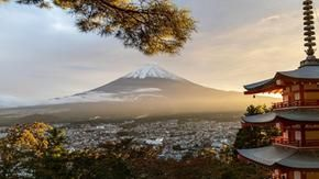 Japan, the coronavirus closes Mount Fuji for the first time in 60 years