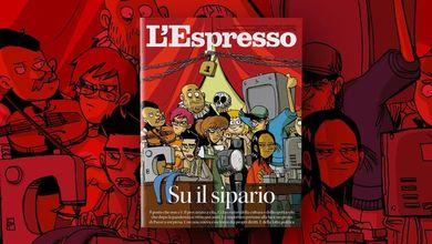 Su il sipario: L'Espresso in edicola e online da domenica 23 maggio