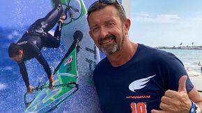 Adrenalina Scotto: il big del windsurf prepara nuove sfide