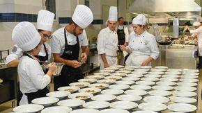 Cena in quota al Lusentino, svelate le proposte degli chef
