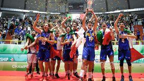 Mondiali Under 21 di pallavolo: Russia battuta 3-0, l'Italia è campione del mondo