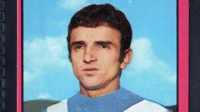 PIANTA CAGLIARI FIGURINA CALCIATORI PANINI 1967//68
