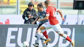 Le pagelle dei Grigi contro il Perugia allo stadio Curi