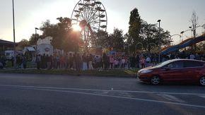 """A Novara riparte il """"Luna Park delle streghe"""" nel piazzale di viale Kennedy"""