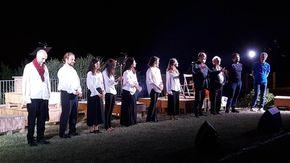 Applausi alla farsa di Alione al Quadilà Festival di Albugnano