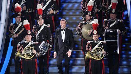 Sanremo 2020, il fotoracconto della serata finale