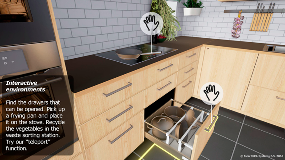 Realtà virtuale e arredamento, ecco l\'app di Ikea - La Stampa