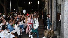 Milano Fashion Week, la moda vagamente surrealista di MM6 Maison Margiela