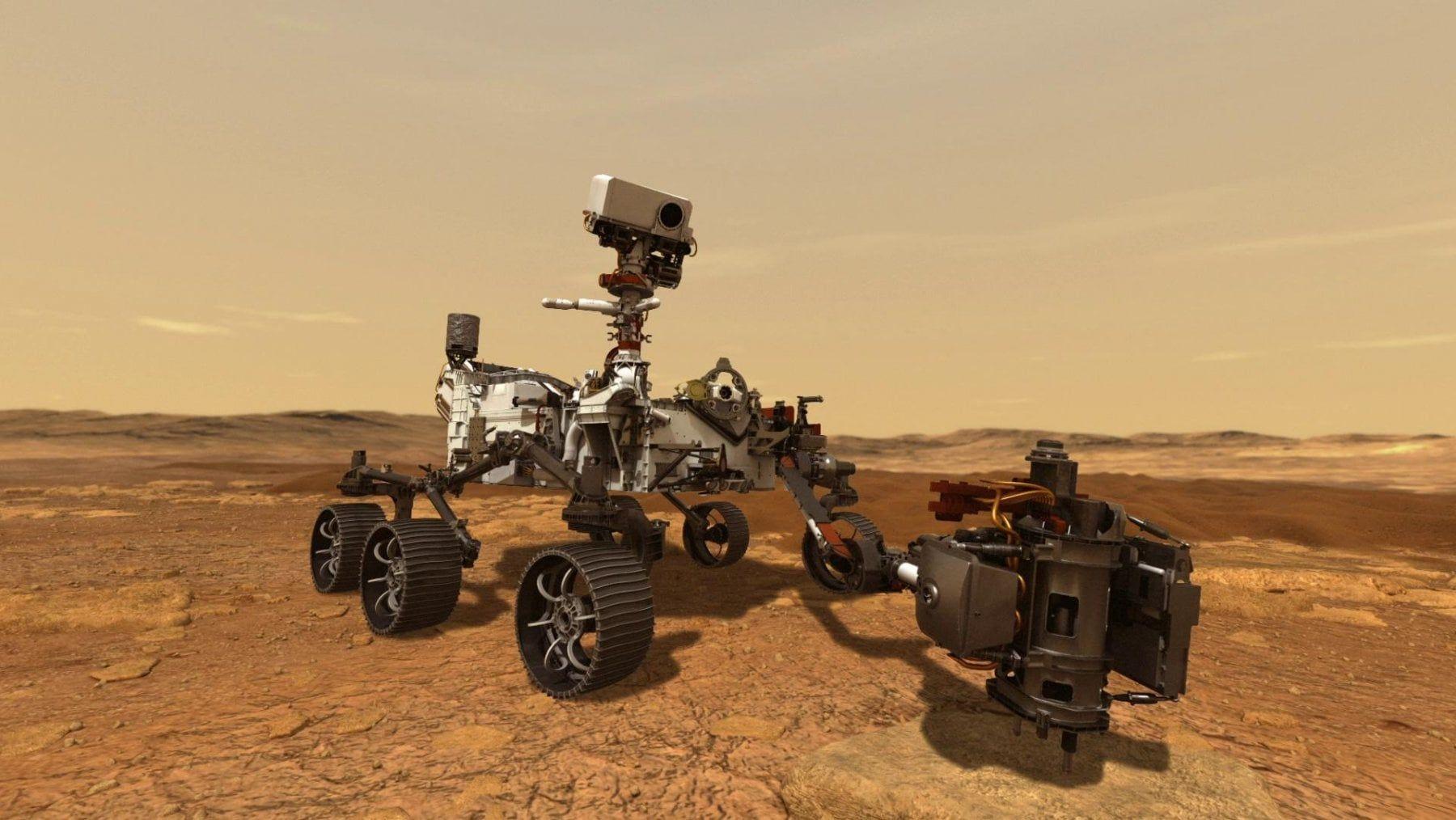 Il nome di Marconi su Marte