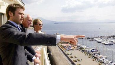 I Savoia sono tornati in Italia. Ma lo yacht l'hanno lasciato offshore