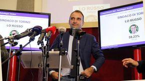 """Passaggio di consegne a Lo Russo, Appendino: """"Auguri di buon lavoro al nuovo sindaco"""""""