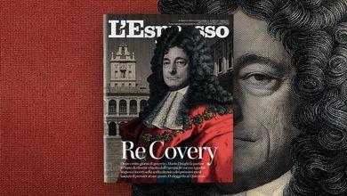Re Covery: L'Espresso in edicola e online da lunedì 3 maggio