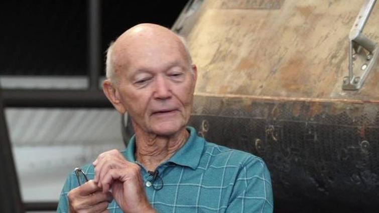 Addio a Michael Collins, solitario eroe della Luna