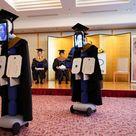 Coronavirus, in Giappone laurea con robot al posto degli studenti