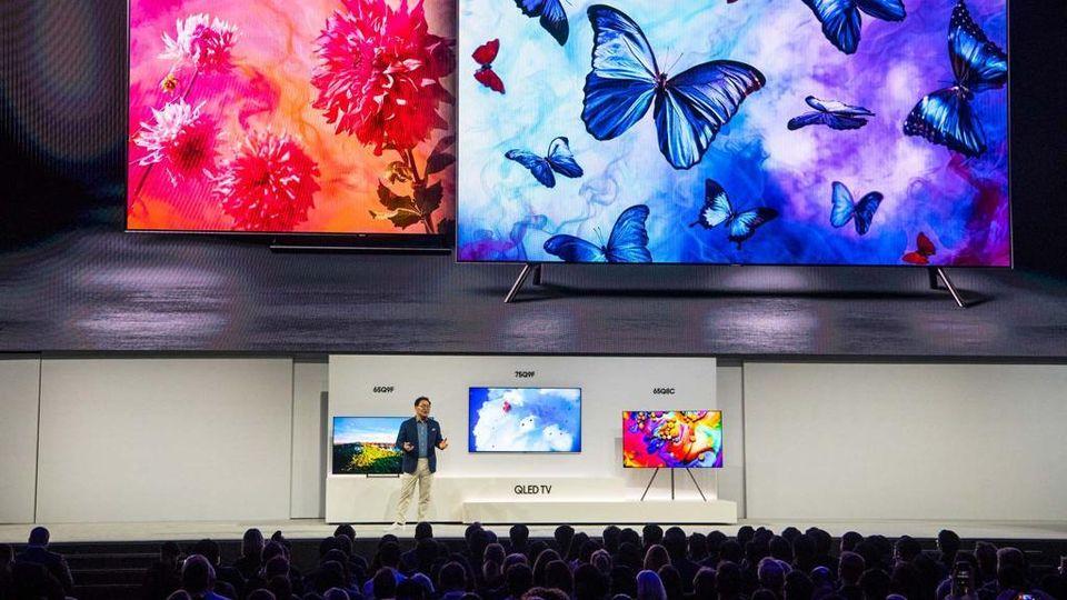 Samsung rilancia la QLED TV: ecco la nuova gamma di
