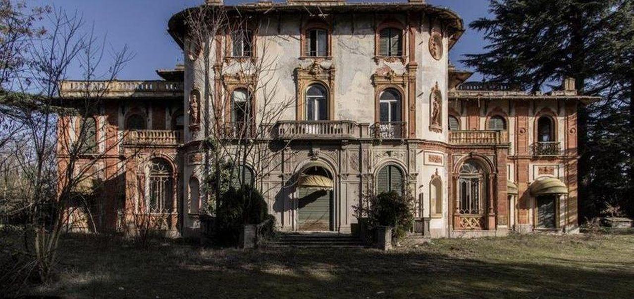 Dai Fasti Al Degrado A Novi Ligure Va All Asta Villa Minetta Era La Casa Dell Uomo Piu Ricco D Italia La Stampa