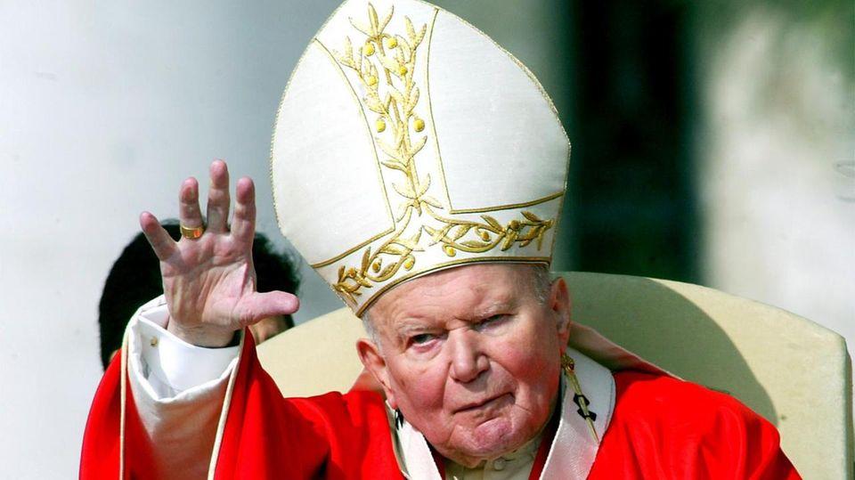 Giovanni Paolo II torna in Messico - La Stampa - Ultime notizie di cronaca  e news dall'Italia e dal mondo