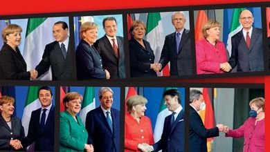 Con la fine dell'era di Angela Merkel addio leadership