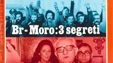 Sequestro Moro, le copertine dell'Espresso