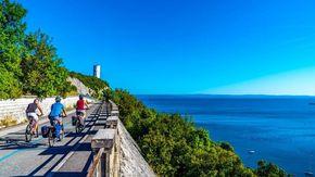 Viaggiare in bicicletta dal Moncenisio a Trieste pedalando l'Aida