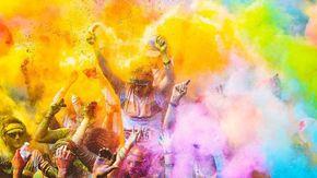 """Ad Agliano si corre a colori con """"The color hill"""""""