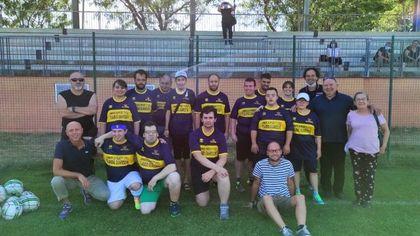 Un calcio alla disabilità: nasce il Real Sala Baganza paralimpico