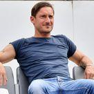 Tennis, Totti sugli spalti al Foro Italico per gli Internazionali