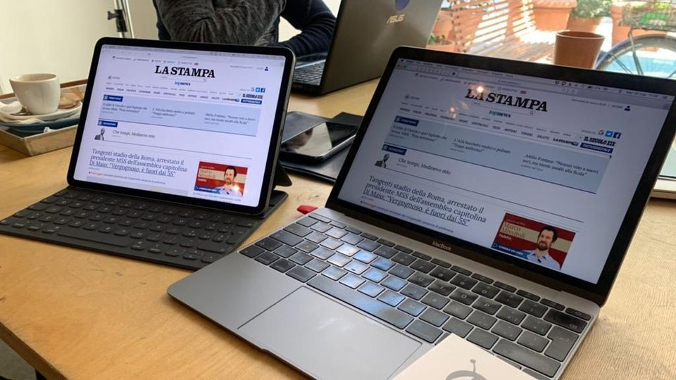 La prova di Luna Display: trasforma l'iPad nel secondo