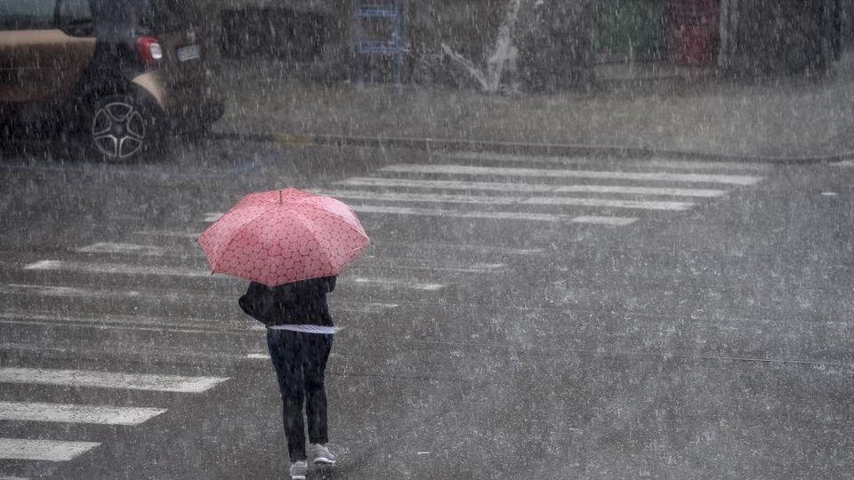 Continuous Rain - Querciacb