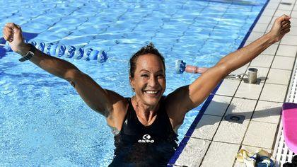 Nuoto, la parmigiana Silvia Marchesini da record nei tremila delfino - foto