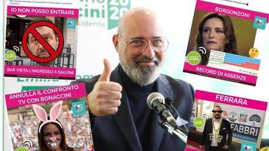Un'agenzia vicina al Pd ha speso 30mila euro su Facebook per aiutare Bonaccini (in segreto)