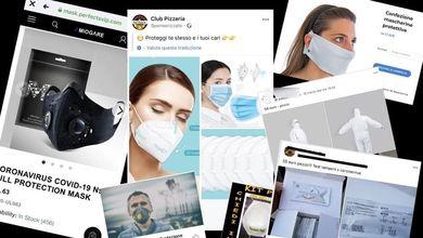 Farmaci vietati, mascherine truffa e prezzi folli: la grande speculazione online intorno al Covid