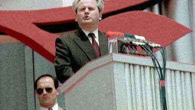 Quando Slobodan Milosevic recitò l'orazione funebre per la Jugoslavia
