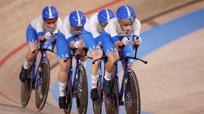Ciclismo su pista: l'Italia di Elisa Balsamo è in semifinale per l'oro ai Mondiali