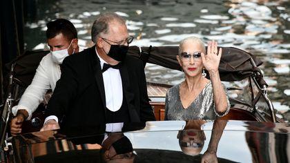 I vip alla sfilata di Dolce Gabbana Alta moda maschile