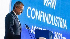 """Confindustria, Bonomi elogia Draghi e tende la mano ai sindacati: """"Facciamo un vero Patto per l'Italia"""""""