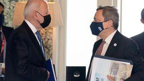 G20, Biden venerdì da Draghi a Palazzo Chigi, poi al Quirinale e in Vaticano