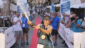 Il pinerolese Paolo Bert ha vinto la 100 miglia Monviso