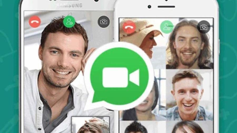Coronavirus: su WhatsApp in arrivo le videochat fino a 8 persone per sfidare Zoom e Skype
