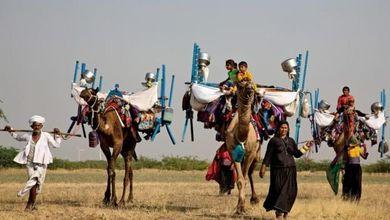In cammino con i Rabari, nomadi in equilibrio tra musulmani e indù